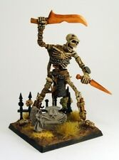 Skeletal Giant Reaper Miniatures Dark Heaven Legends Skeleton Undead Melee RPG