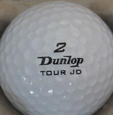 (1) JOHN DALY (DUNLOP TOUR JD) SIGNATURE LOGO GOLF BALL #2
