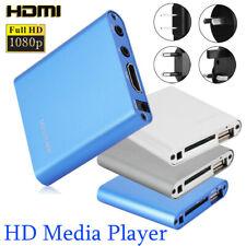 Mini 1080P HDMI Digital Media Player Hard Disk Decoder MOV MKV MP4 AVI M4V FLV