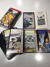 Rare Feng Shui Tarot Cards byEileen & Peter Paul Connolly 2001 - 80 Cards