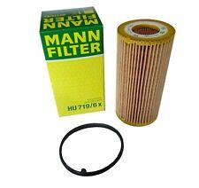 Original MANN Ölfilter HU719/6x für Audi Seat Skoda VW