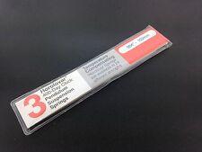 Schatz 49 400 Day Clock Horolovar .0040 Suspension Spring 3 Piece Pack