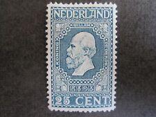 1913 Jubileum 25 ct. ongebruikt/mh