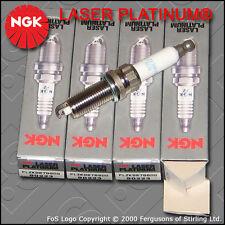 Ngk platinum bougie fixé pour Peugeot 308 1.6 THP 150 175 EP6DT ep6dts (07 -- 09)