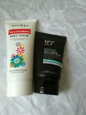 No 7 Men's Post Shave Recovery Balm 50ml And 1 Other 100ml brand new and sealed