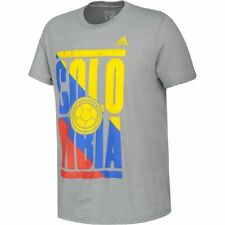 ADIDAS Colombia Futbol Soccer Jersey Shirt Adult MENS/MEN'S (L-LARGE)