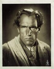 LUIS TRENKER Alpiniste MONTAGNE Allemagne MONT CERVIN Film Portrait Photo 1928