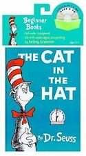 The Cat in the Hat Book & CD: By Dr Seuss