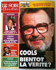 Le Soir illustré du 27/04/1994; Interview Adamo / Jean Carmét / Cools / Ruggiu