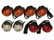 LAND ROVER SERIES 2, 2A & SERIES 3 STOP & SIDE FLASHER LAMP KIT WITH BULBS