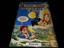 Eddy Paape / J.M. Charlier : Marc Dacier 4 : Les secrets de la mer de corail EO