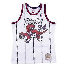 Men's Toronto Raptors Charles Oakley Mitchell & Ness White 1998-99 NBA Jersey