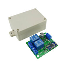 2 Channel Relay Module Bluetooth 4.0 BLE Switch for Apple Android Phone IOT BOX