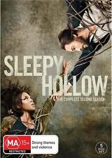 Sleepy Hollow Season (Two) 2 : NEW DVD