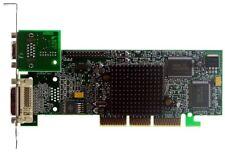 AGP-Grafikkarte Matrox G550 VGA+DVi [3058]