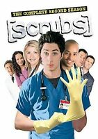 Scrubs - The CompleteSECOND Season (DVD Set)
