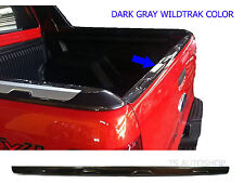 Gray Back Rear Line Tail Gate Cover Fits Ford Ranger T6 Mk2 Facelift 2015 18 V2