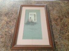 D. Morgan Framed Print First..A Dream...Then A Plan...