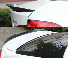 BMW F80 F30 V STYLE ABS BOOT SPOILER WING TRUNK M3 PERFORMANCE 3 SERIES