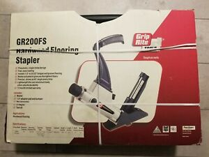 Grip Rite Tools Hardwood Flooring Stapler - Model: GR200FS