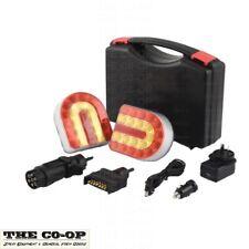 Trailer Lighting Set - WIFI, Wireless, Magnetic Fitting - trailer lights
