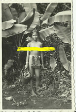 4 Photos originales - ethnique - Moïs - Vietnam