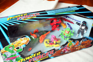 POWER FORCES Action Figures PLAYSET: JOINED (1994, Rarer Power Rangers). BNIB!