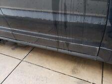 2004 2005 2006  CADILLAC SRX LEFT REAR DOOR MOLDING BLACK