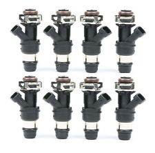 Set(8) 1000cc low Impedance Fuel Injector For Chevy GMC 8.1L Super Duty 01-04