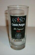 Captain Morgan Original 1680 Drinking Glass   Excellent Condition!