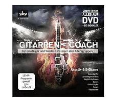 Gitarren-Coach : DVD - (Gitarre lernen ohne Noten)