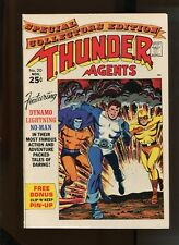 THUNDER AGENTS #20 SPECIAL COLLETORS EDITON (9.2)