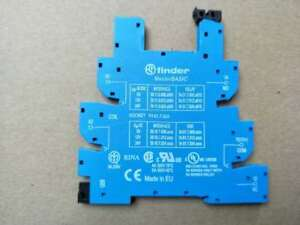 93.61.7.024 Relay Socket for Finder Type34.51 Relays x 1pc