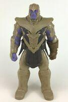 "Thanos Titan Hero Series Infinity Gauntlet 12"" Action Figure Hasbro Marvel 2018"