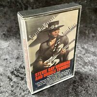 Stevie Ray Vaughan And Double Trouble Texas Flood Cassette Tape Epic 1983