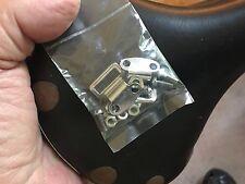 Antique Bicycle Brooks sbi saddle Seat bag hanger stainless steel