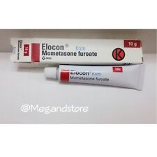 2 Tube ELOCON Cream 10 grams Skin Care Cream | Mometasone Furoate