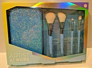 Artist at Work Make-up 5 Piece Brush & Bag Set 0670