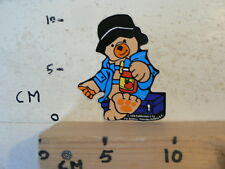 STICKER,DECAL PADDINGTON % CO 1978 FOR BENELUX TELEVIDEO HOLLAND BV
