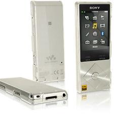 Clair Etui Housse Coque pour Sony Walkman NWZ-A15 A17 Rigide Case Cover + Film