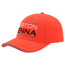 ayrton senna kids cap McLaren THREE TIMES WORLD CHAMPION