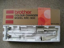 Brother knitting machine colour changer 4 way KRC 900 complete in box