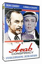 The Arab Conspiracy (DVD, 2006) Sean Connery-Albert Paulsen-Israel-Spy-1976