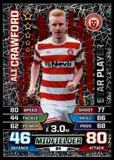 Match Attax SPFL 15/16 Ali Crawford Hamilton Academical Star Player No. 84