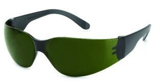 Gateway Starlite IR5 Dark Green Welding/Brazing/Cutting Safety Glasses Z87+