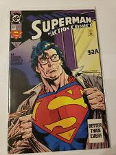 Superman in Action Comics  #692 (Oct 1993, DC) Better than ever