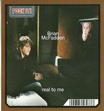 Brian McFadden Real to me (2004; 3''-pock it)  [Maxi-CD]
