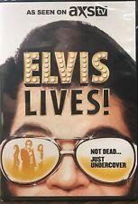Elvis Lives (DVD, 2016) NEW SEALED