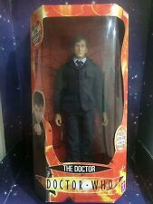 "DOCTOR WHO 12"" FIGURE - THE 10th TENTH DOCTOR with SCREWDRIVER DAVID TENNANT"
