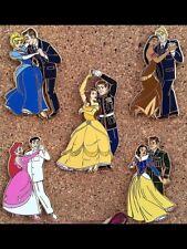 Military Ball Fantasy Disney Pin Set Of 5